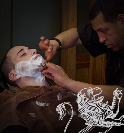 About Tweed Barbers