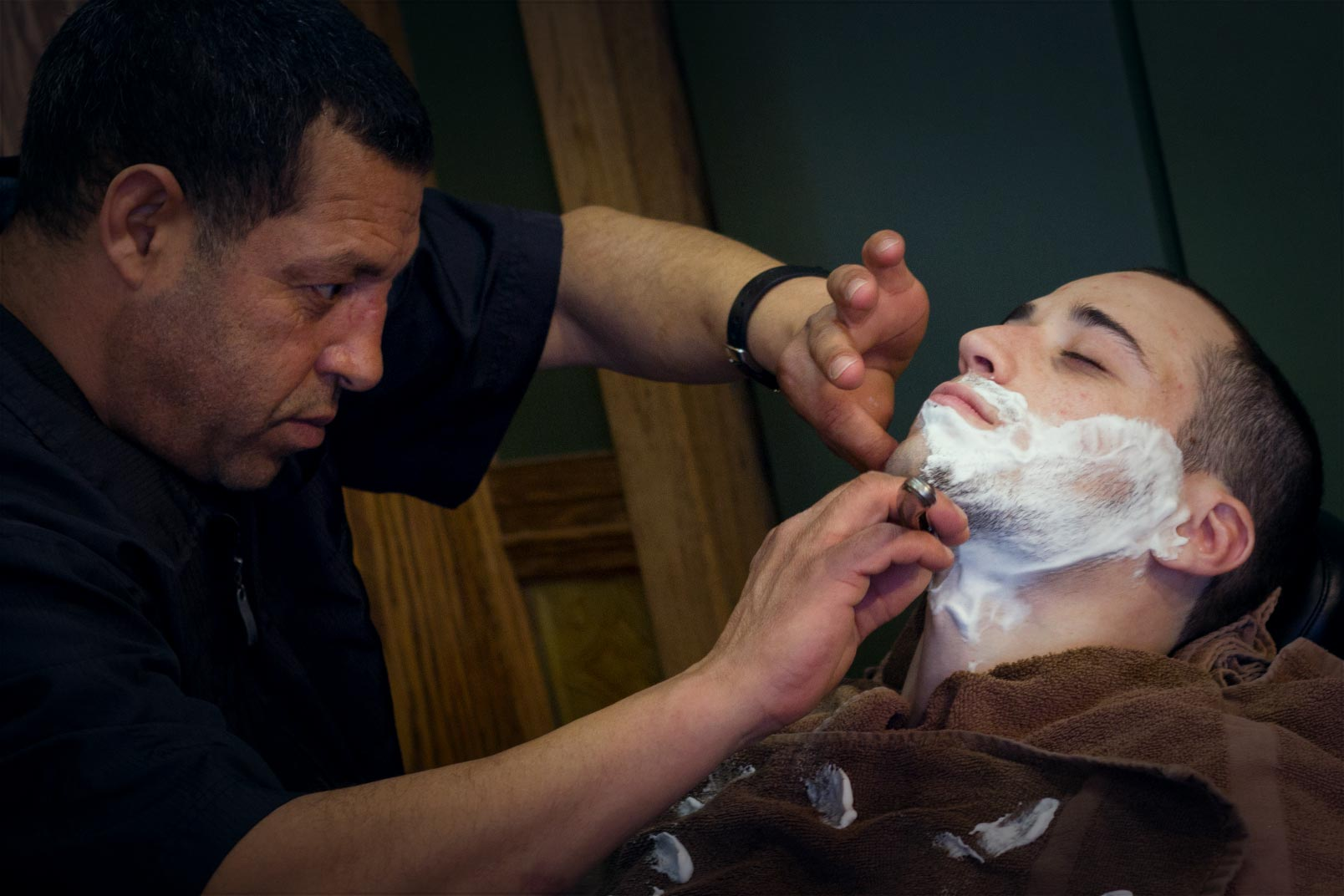Gallery Tweed Barbers The Boston Barbershop Mens